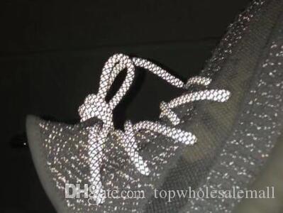 Venta al por mayor de la moda de los cordones de zapatos reflectantes zapatos al por mayor cordones de los zapatos cordones de la venta caliente