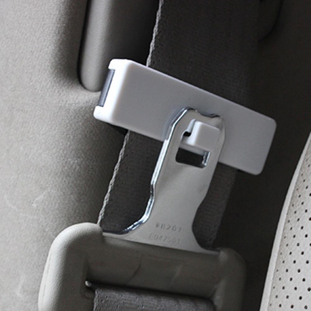 Schwarz Raiphy Autositz G/ürtelschnallen Sicherheit Einstell Clips Sicherheitsgurtsperre Gurtsperre Sicherheitsteller Schnalle Sicherheitsgurt Clip Clamp