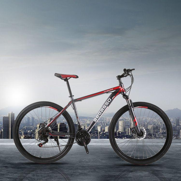 Оптовая 29 2020-х годов Большой размер горный велосипед для взрослых с регулируемой частотой вращения Promotion велосипедов Ударопоглощение Беговые велосипедов Экспорт