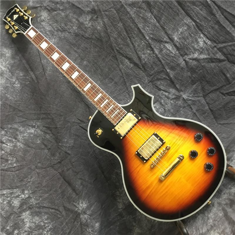 SunEye all'ingrosso custom shop sunbrust VOS LP chitarra elettrica di trasporto SME