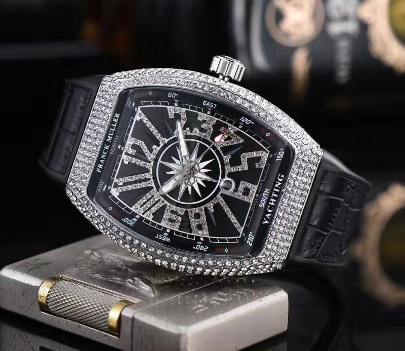 cuoio del progettista 42 millimetri Orologio da uomo degli uomini delle donne guarda l'orologio relogio masculino della vigilanza degli uomini dell'orologio di lusso di btime Data