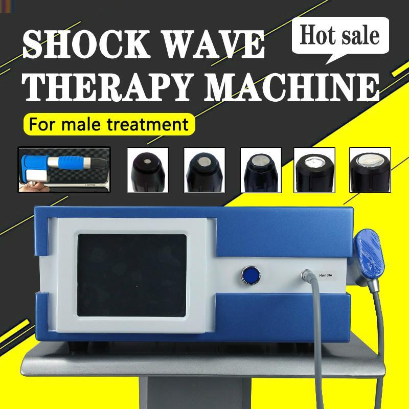 2020 Thérapie Shockwave récent Machine pour le traitement de la douleur Soulagement extracorporelle onde de choc Machine pour la dysfonction érectile à vendre