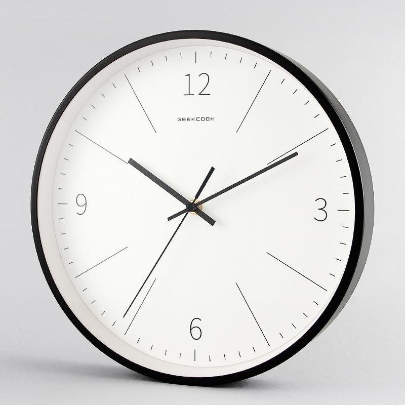 Бесшумный современный настенные часы Кварцевые скандинавский дизайн гостиной, часы для спальни часов Zegar Scienny часы стены домашнего декора XX60WC