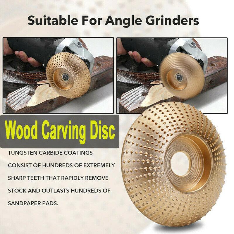 Mola CALDO del carburo di tungsteno di legno smerigliatrice angolare dischi abrasivi Dischi Metallo Legno Plastica abrasivo Strumento LSF99