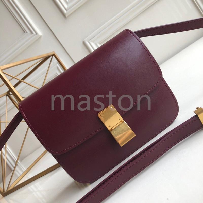 spalla di alta qualità sacchetto del pranzo borse del marchio di lusso di design rivetto medaglia h 2020 della traversa di modo di corpo borsa portafoglio borse a tracolla new2ef7 #
