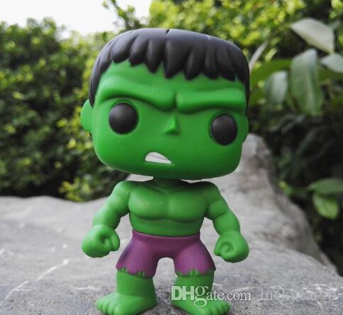 The Hulk #08 Marvel Universe Bobble Head Vinyl Collectible Figure Toy Funko Pop