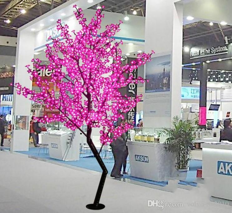2020 Holiday Light Led Cherry Blossom Tree Light 1 5m 1 8m New