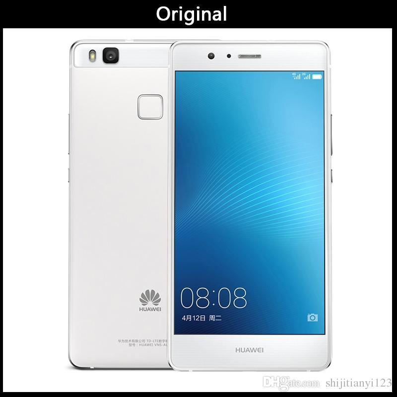 "100% Original Huawei G9 Mobile Phone 4G LTE Hisilicon Kirin 650 Octa Core 3GB RAM 16G ROM 5.2"" Dual SIM Android 13.0MP Huawei Phones"