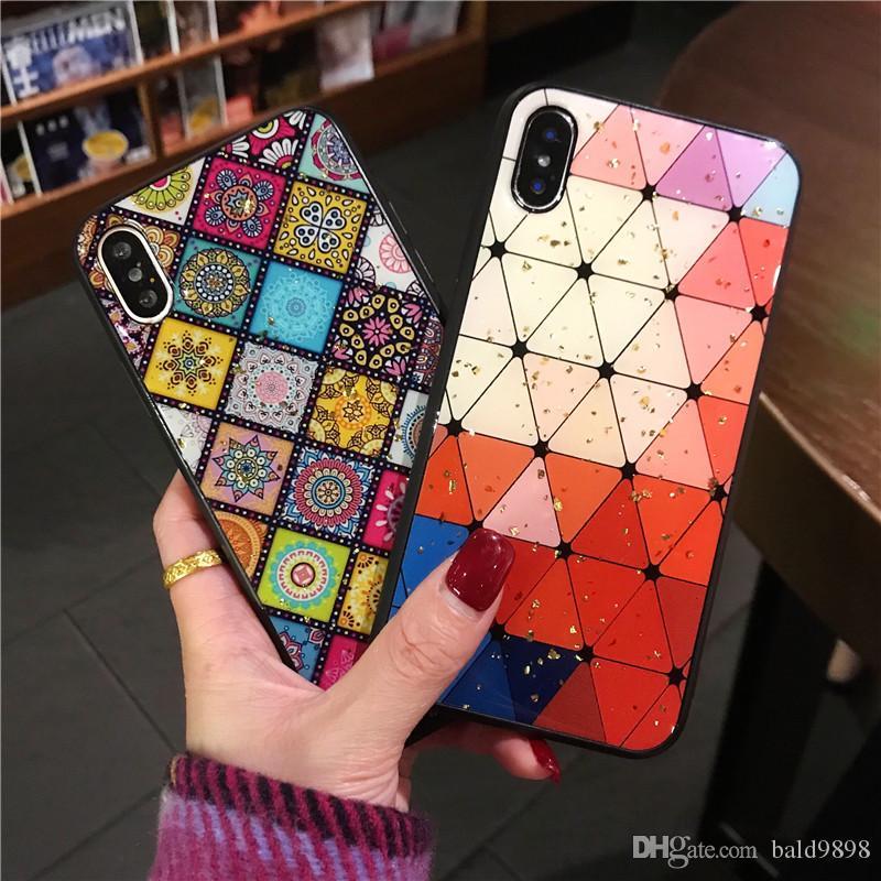 For Samsung Galaxy S8 S9 S10 S10Lite egde case Cover for Samsung Galaxy S9 Plus S8Plus edge Case for Samsung Galaxy Case Cover