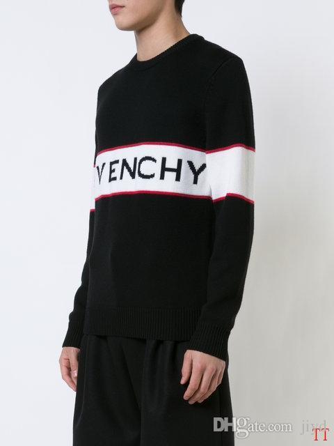 20ss 겨울 유럽 파리 별 패션 스웨터 스포츠 스웨터 캐주얼 여성 남성 고전적인 셔츠 풀오버 O-넥 니트 JD51 망