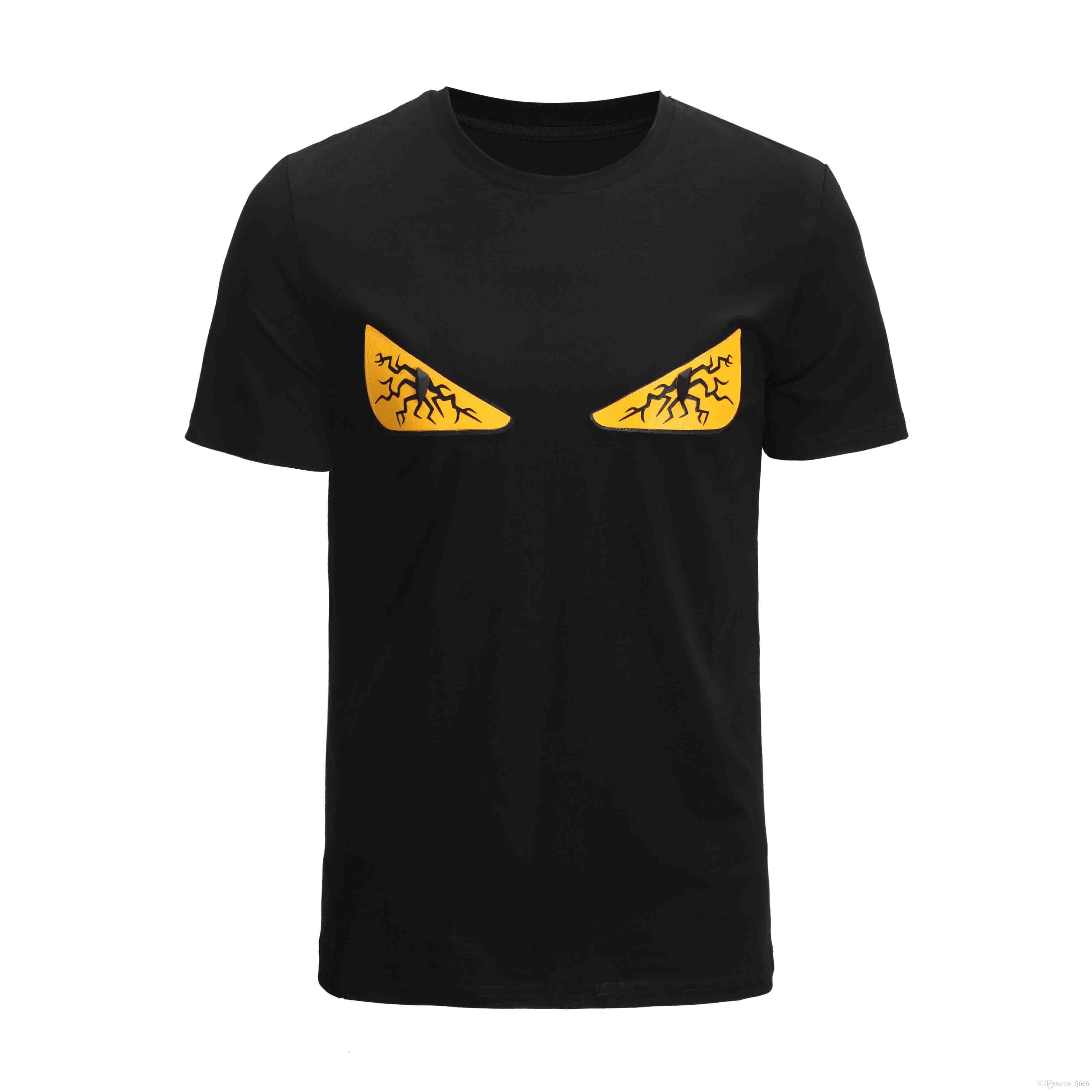 Camisetas de los hombres Camisetas de las mujeres Nuevo verano de manga corta T-shirt Hombres Mujeres T Camiseta O-cuello Casual Camisetas