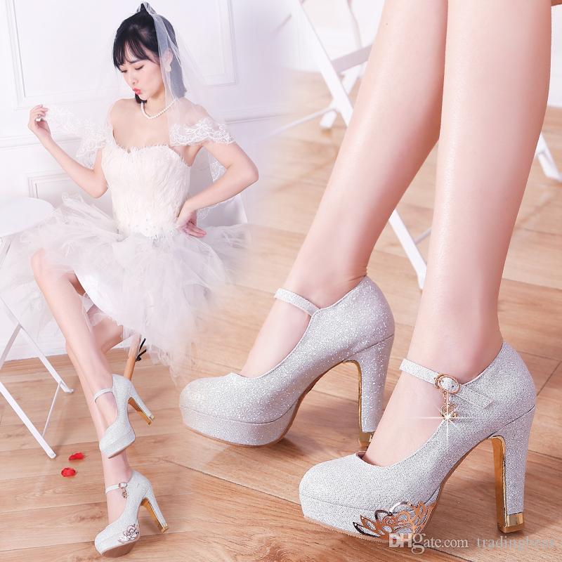 Platform Designer Shoes Heels Shoes