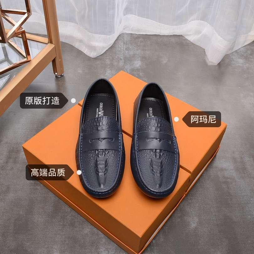 informal color deslizamiento puro de los hombres coreanos fuera plana transpirable zapatos de Doug ligongda2 de los hombres de la moda