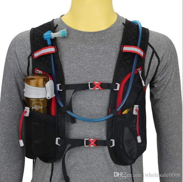 Outdoor sports riding bag off-road running water bag backpack bicycle equipment supplies waterproof mountain bike backpack designer backpack