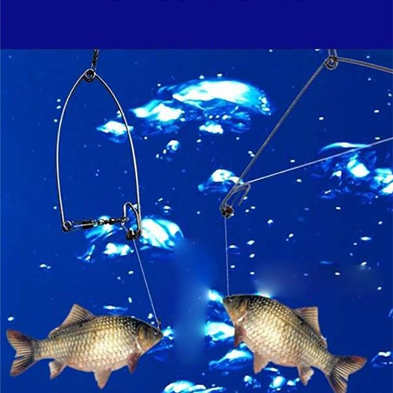 Automatic Fishing Lazy Person Ejection Hook Universal Full Speed All The Water