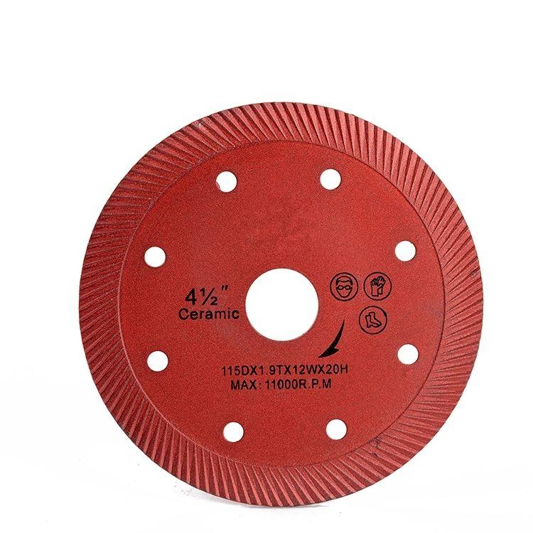 "10"" Supreme Porcelain Blade Turbo Thin Mash Rim w// Reinforced Inner Core"