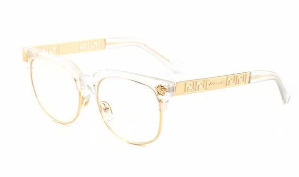 Großhandels-Top-Qualität Sonnenbrille Weinlese Mens Gold Frame Sonnenbrillen Frauen SGB25