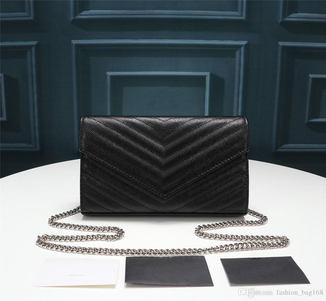 Moda lüks tasarımcı kadın çanta yüksek kaliteli hakiki deri çapraz vücut püskül flep çanta sığır derisi siyah çanta çantası 22.5cm