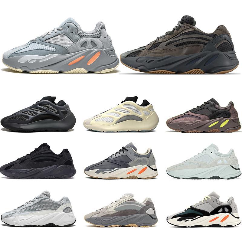 أعلى 700 V2 الجمود موجة عداء Alvah Azael 700S V3 الاحذية VANTA تيفرا الرجال رياضة المرأة أحذية رياضية الحجم 36-45 بالجملة