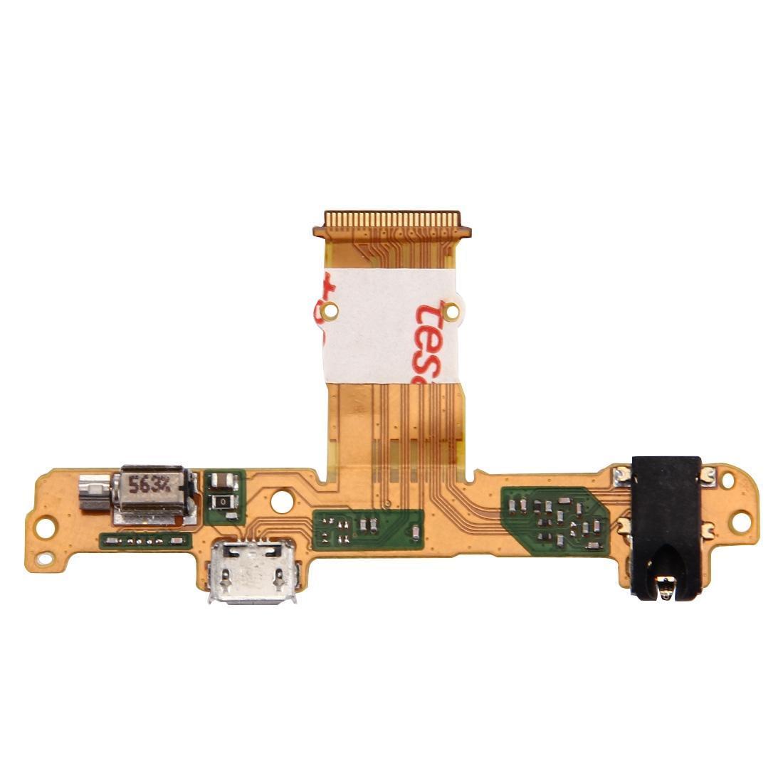Para Huawei MediaPad 10 Ligação + / S10 fone de ouvido Jack Flex cabo de carregamento Porto Flex Cable