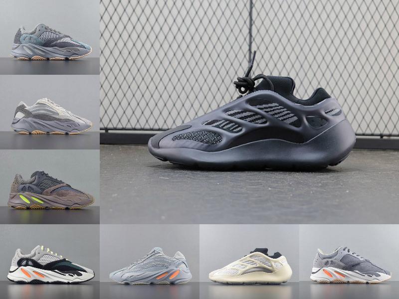 700 Homens Chaussures Womens V2 Des treinador Shoes 500 óssea White Desert Rat 500 Correndo Sneakers Osso Branco Verde Amarelo Preto Blush Sports