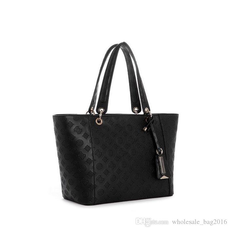 new arrival fashion women shoulder bag pu leather brand Handbag big NWT bag232