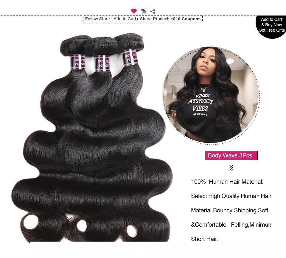 Menschliches Haar Bündel mit Closure-brasilianischer Haar-Körper-Welle 3pcs mit 4x4-Spitze-Schliessen preiswerten guten Qualitätsmenschenhaar-Webart