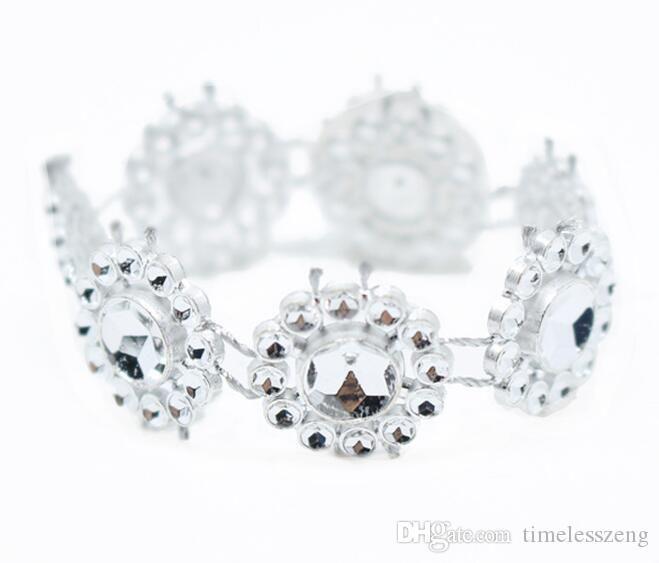 2016 Отель поставляет кристалл сетки дрели салфетки кольца подсолнечник салфеток пряжки свадебных принадлежности столовые элегантный декор ресторан