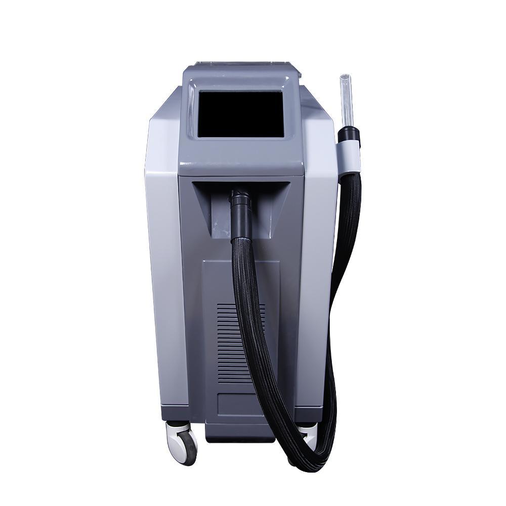Düşük sıcaklık lazer soğutucu kriyo cilt klinik sistemi için soğutma sistemi cihazı lazer güzellik makinesi tedavisi icewind cihazı