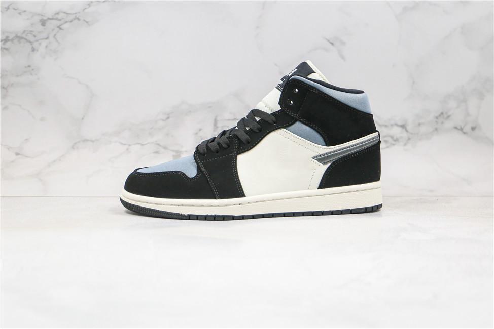 2020 En satış Yüksek OG Bred Burun Basketbol ayakkabıları İpek Platin Erkek Siyah ve beyaz mavi Erkekler Tasarımcı Sneakers Eğitmenler Size36-45