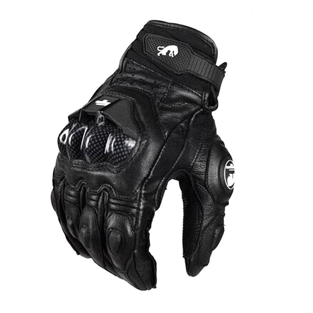 Furygan AFS6 перчатки мотоцикл кожаные перчатки углерода гоночный автомобиль езда небьющиеся дышащие противоскользящие короткие