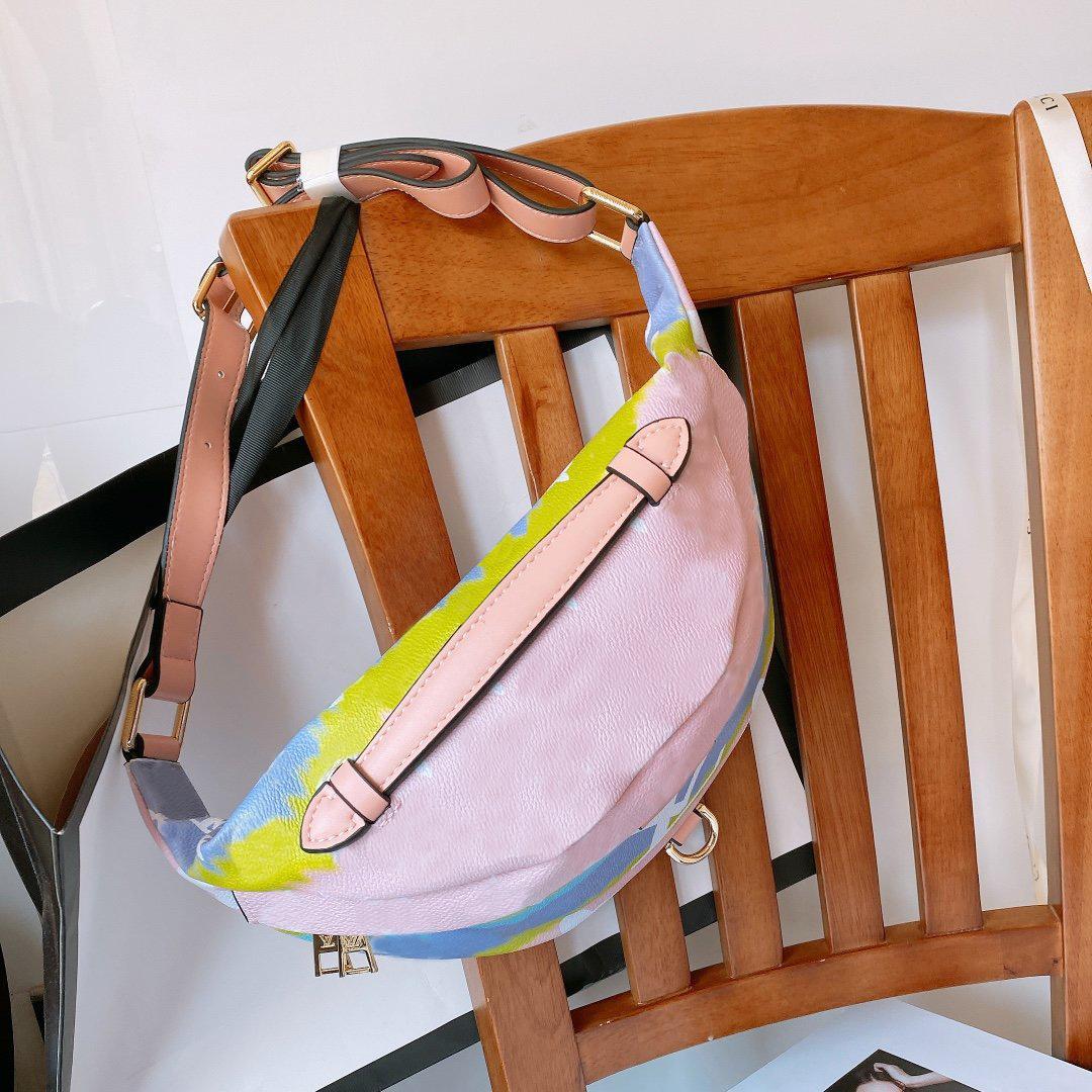 Nouveau mode Sac de taille nouvelle tendance pour les femmes des hommes Fannypack dames Sac poitrine Outdoor Street Style 20061602X