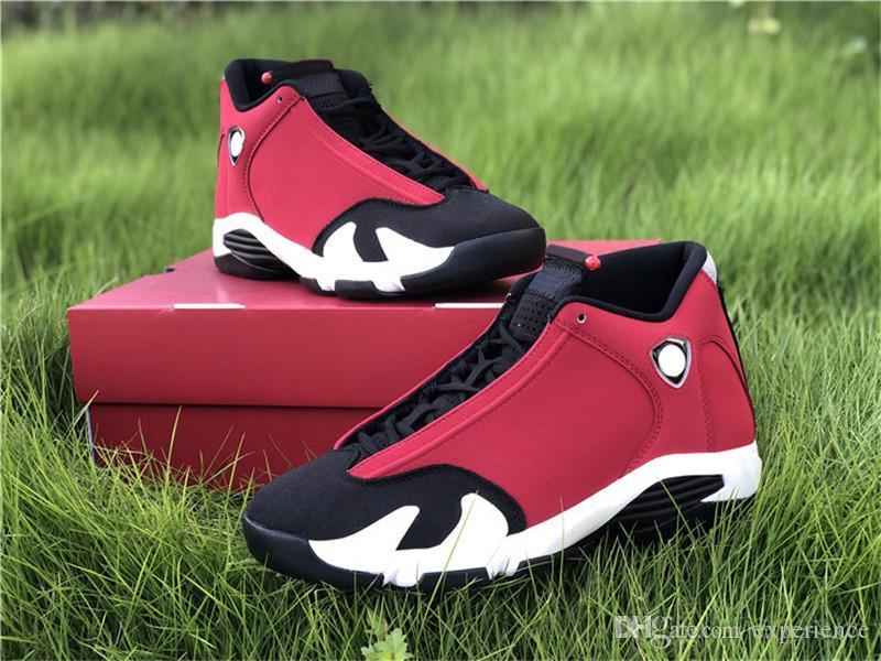 2020 Выпуск 14 Gym Red Toro Off Баскетбол обувь White 14S Последний выстрел XIV Mens Black 23 Real Carbon Fiber Спорт на открытом воздухе кроссовки