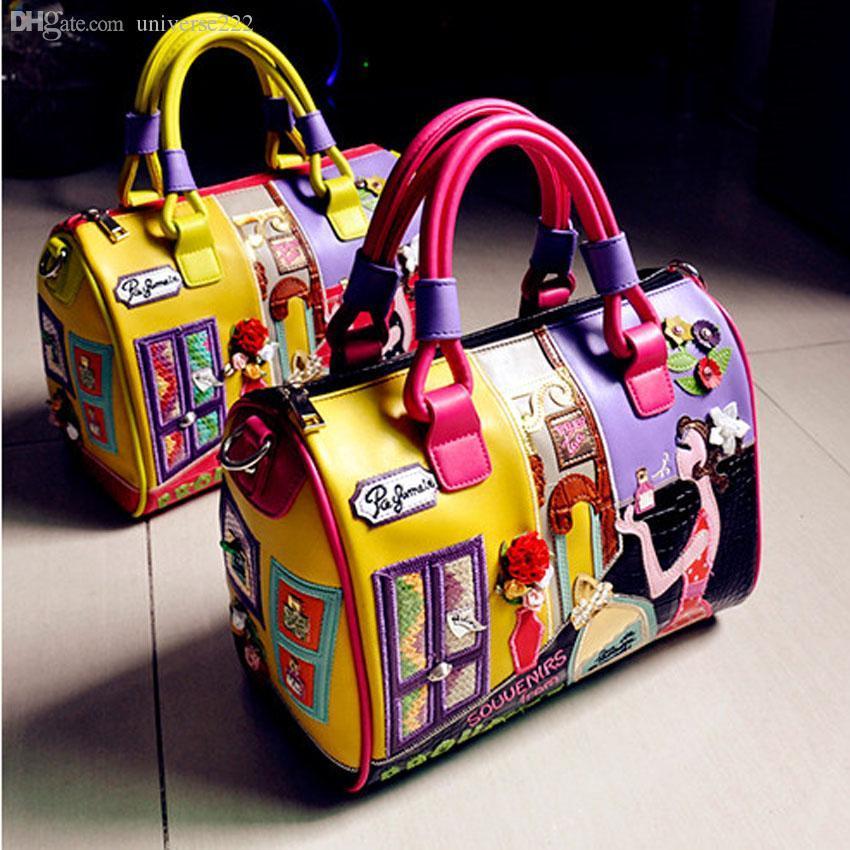Vente en gros-sac à main sac à bandoulière sac fourre-tout braccialini sac à main sac à main principal sacs à main sacs à main femme sacs à main designer
