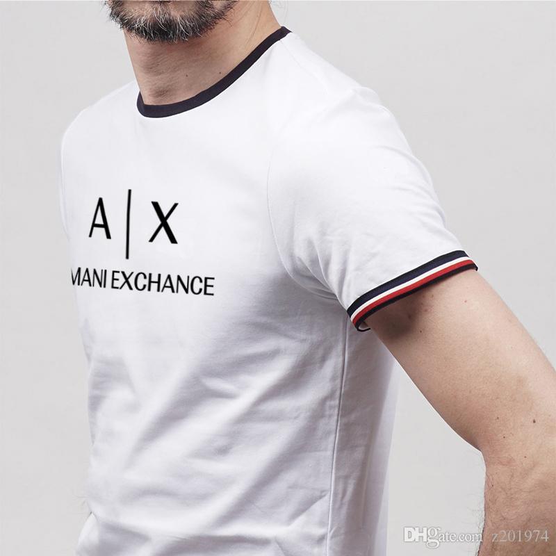 luxe de nouveaux vêtements de créateurs de mode europe italie roma tshirt Collaboration édition spéciale hommes Hommes T haut tee shirt casual coton