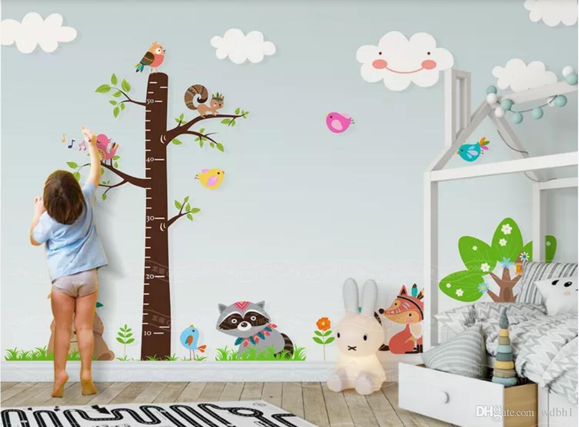 3d Wallpaper Custom Photo Mural Cartoon