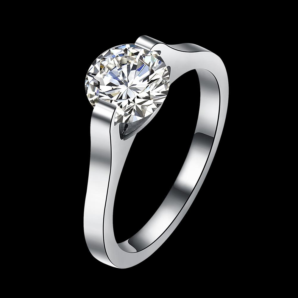 Classic Ring Romantic Ring Daily Life Jewelry Engagement Wedding Anniversary Party Ring
