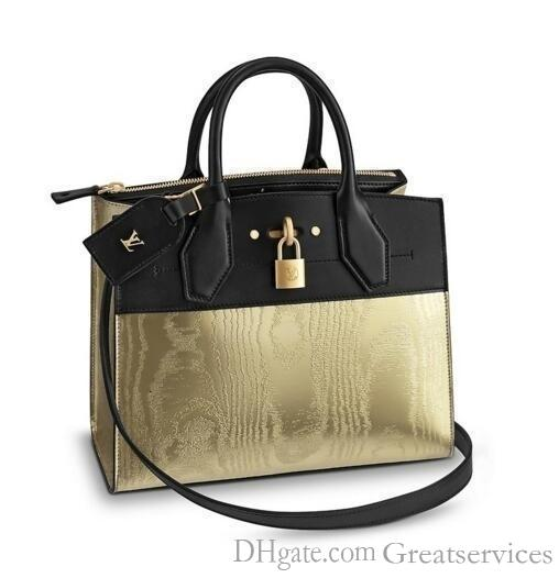 City Steamer Pm M53085 New Women Fashion Shows Shoulder Bags Totes Handbags Top Handles Cross Body Messenger Bags
