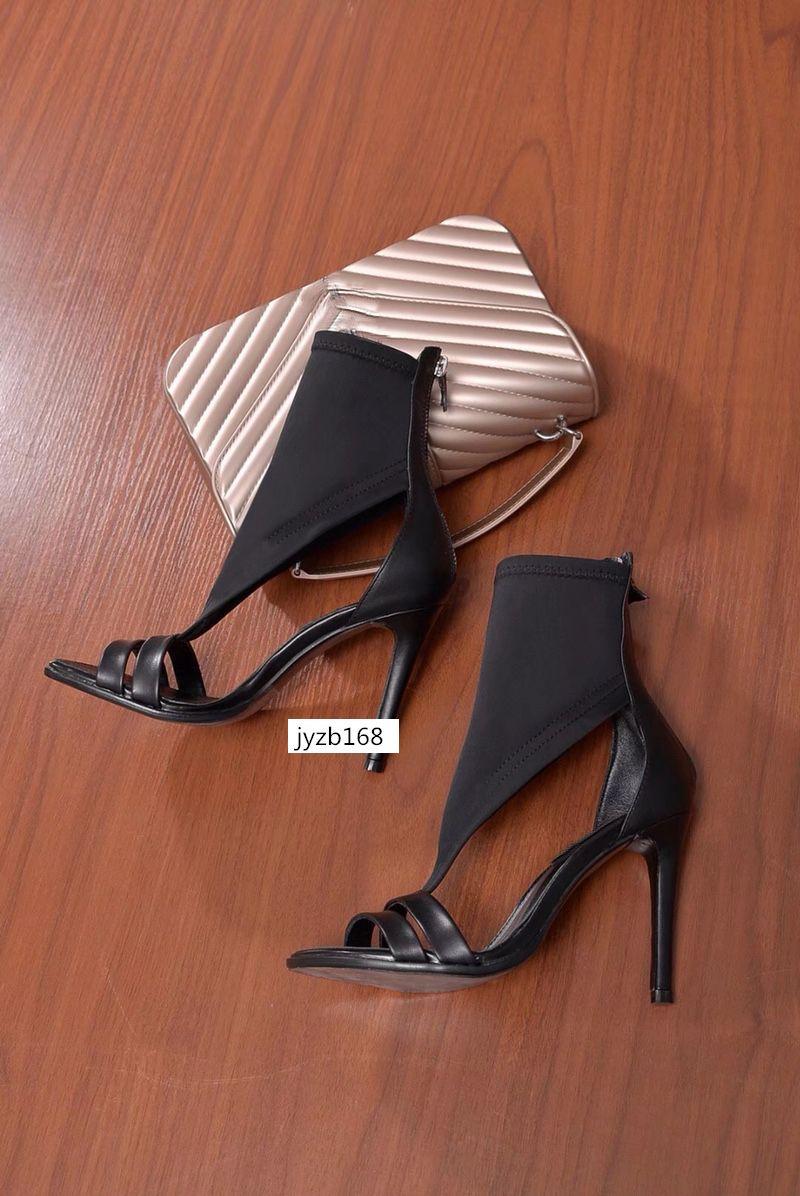 la maggior parte dei popolari Designer inferiori rossi alti pompa i pattini delle donne di colore rosso scarpe da sposa tacco sottile Office Shoes 5 US