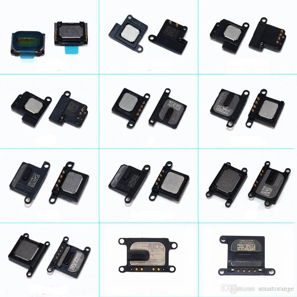 새 이어 피스 이어 스피커 iPhone 5 5S SE 5C 6 6S 7 8 Plus 수리 부품 교체 용 사운드 수신기 플렉스 케이블