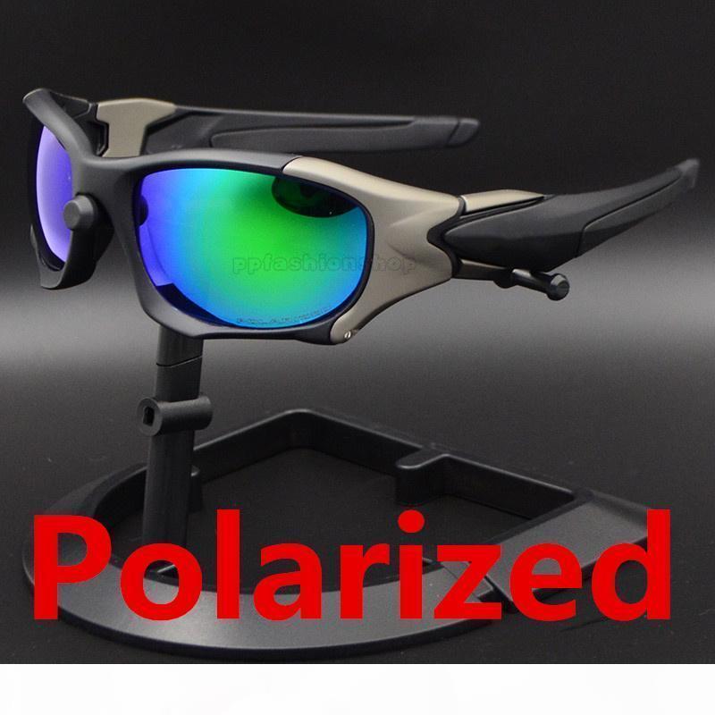 1 pc nuovi polarizzati sport occhiali da sole all'aria aperta Ciclismo Occhiali pitbos superiore fornitori all'ingrosso con box