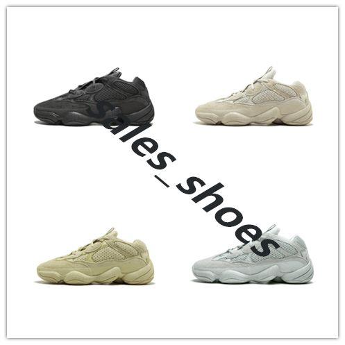 Hohe QUALITÄT erröten Desert Rat West Freizeitschuhe Super Moon Yellow erröten Desert Rat 500 Männer Sport Luxus Designer Sneakers Damen size36-47