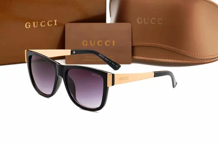 2019 Luxe Desinger Lunettes de soleil carrées avec UV400 Stamp Full Frame Lunettes de soleil pour Femmes Hommes Accessoires de mode de haute qualité 4149