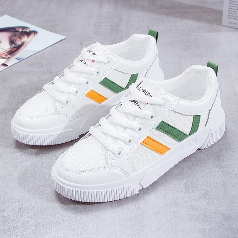 printemps bas de gamme 2019 nouvelles chaussures de marée coréenne pour les hommes et les chaussures de toile de femmes étudiant Joker casual nouvelles baskets faible glissement mode Corée
