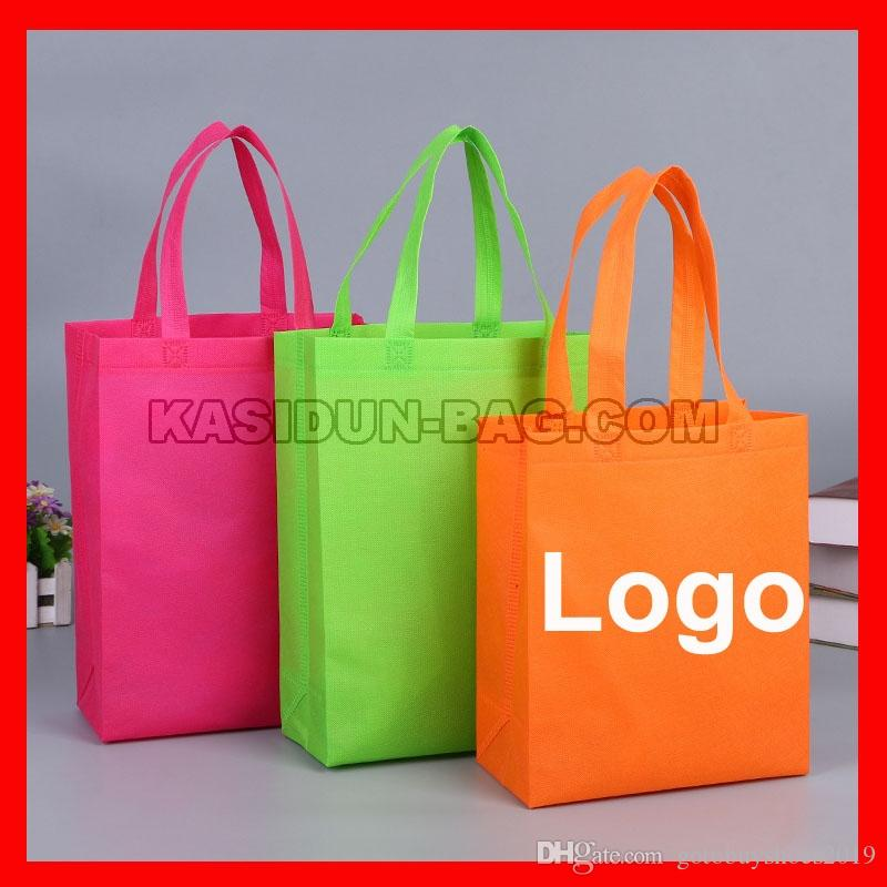 personlized promotional gift shopping bag with custom logo #251792