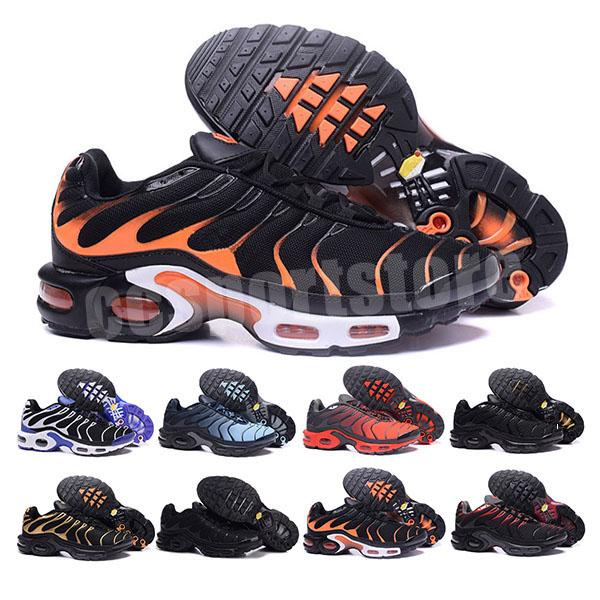 nike Tn plus air max airmax TN los zapatos al aire libre para los hombres Plus Royal Women Smokey malva cadena Colorways diseñadores de zapatos Triple Blanco Negro Entrenadores Sp