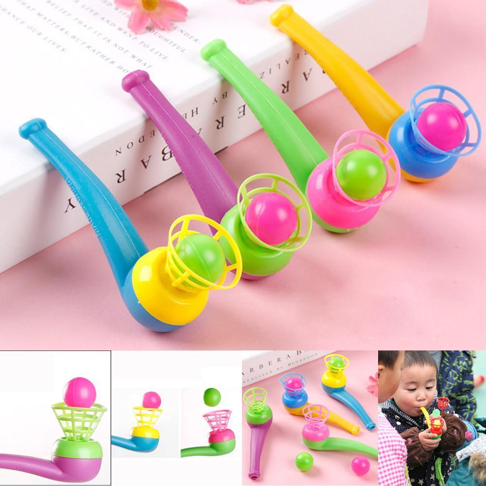 2020 Christmas Loot Pinata 2020 Christmas Children Toys Blow Pipe & Balls Pinata Toy Loot