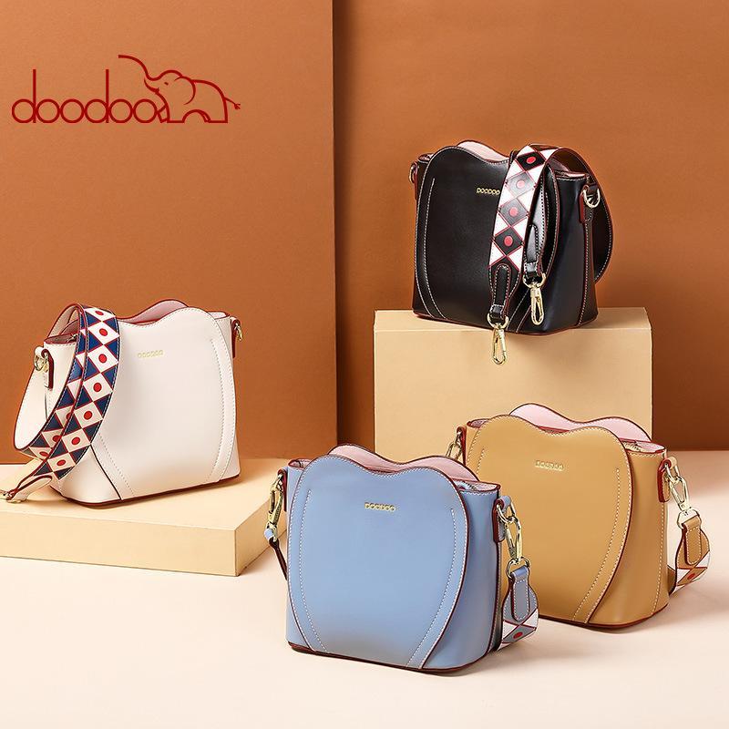 2020 сумочка DOO Лучшие продажи Ведро Торговые сумки сумки сумка сумка Doo Womens Bags Женская мода бесплатный UCPHO