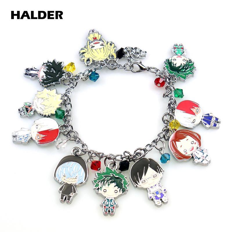 My Hero Academia Charm Bracelet