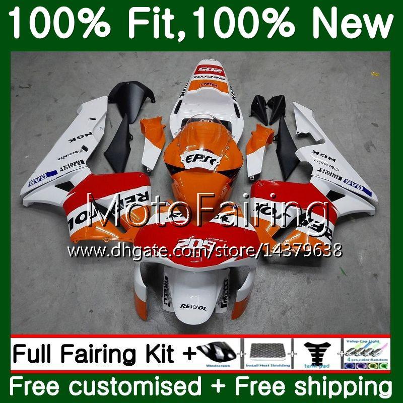 Areyourshop Rear Seat Fairing Cover cowl For Honda CBR 600 CBR600 2003-2006 2004 2005